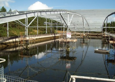 Portsmouth Reservoir Tank Enclosure